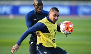 Would France's Dimitri Payet and N'Golo Kanté have to apply for work permits?