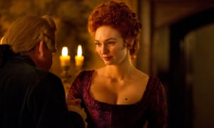 Demelza parties at Evil George's dodgy boutique hotel.