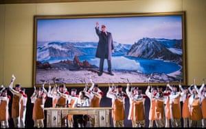 Semiramide at the Royal Opera House.