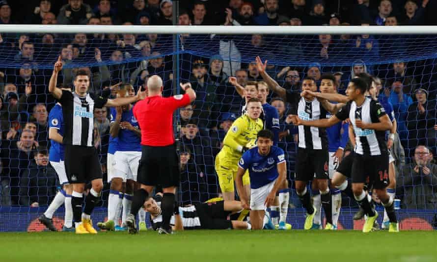 Everton, that …