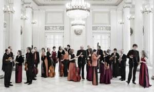 The Akademie für Alte Musik.