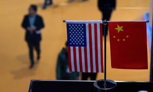 Donald Trump said it was a 'grat weekend' for the US and China after 'substantial' progress on trade talks.