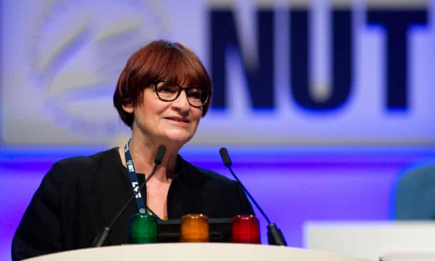 Christine Blower, general secretary of the NUT
