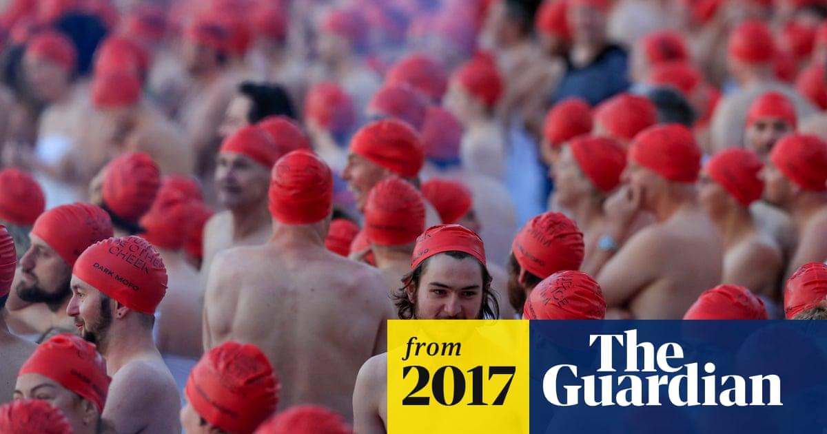 Dark Mofo: towel shortage adds chill to nude solstice swim