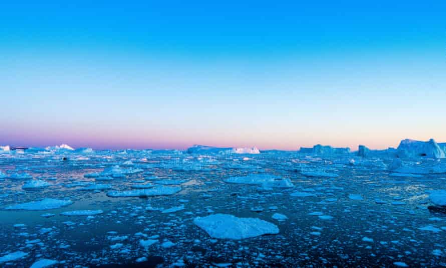 Melting freshwater from Greenland's ice sheet is slowing down the AMOC earlier than climate models suggested.