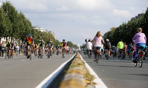 Brussels marked World Car-free Day for the 15th year last weekend.