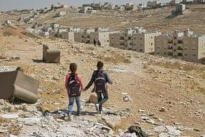 Jordan refugee camp Syria orphans