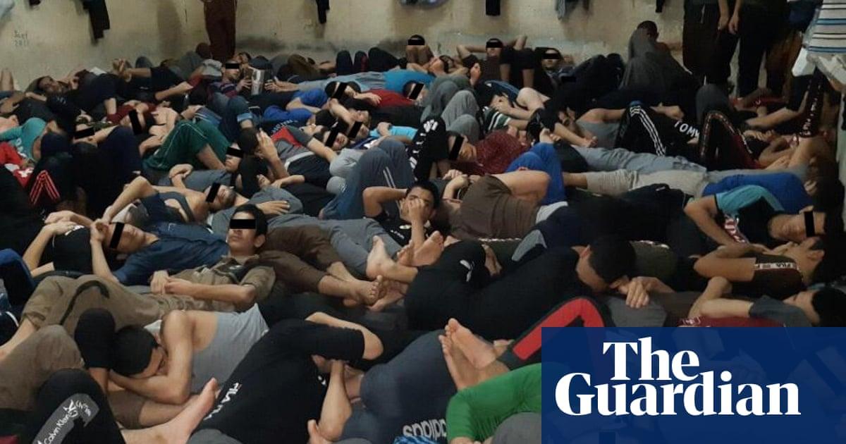 Rare photos shine light on 'degrading' conditions in Iraqi jails