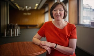 Frances O'Grady, the TUC's leader, says the government has to come down hard on employers who avoid paying compensation awarded by tribunals.