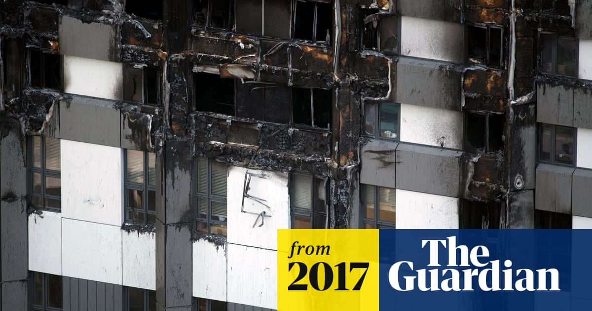 Grenfell Tower: insulation was not certified for use with