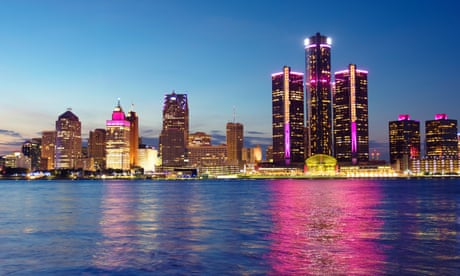 Dazzled by Detroit: how Motown got its groove back