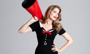 Australian journalist and human rights advocate Tara Moss, whose second book Speaking Out was released in May