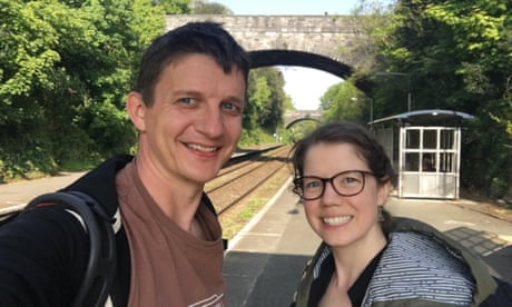 2,563 stations in 14 weeks: meet the couple visiting every railway station in Britain