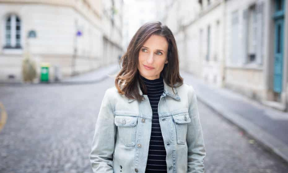 Camille Cottin photographed in Paris last week by Ed Alcock for the Observer New Review.