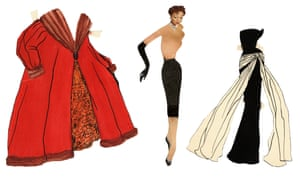 'Suzy' Doll with outfits from her wardrobe.