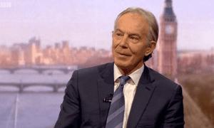 Tony Blair on Andrew Marr