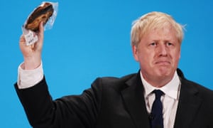 At the final Conservative leadership hustings on Wednesday, Boris Johnson held up a kipper and claimed regulations imposed by 'Brussels bureaucrats' were damaging trade