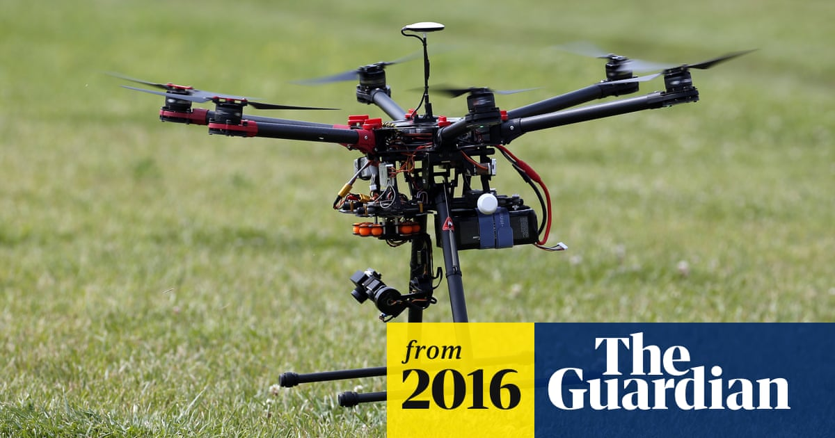 UK should prepare for use of drones in terrorist attacks