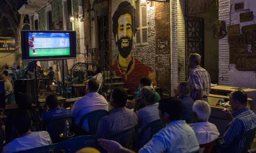 Cairo coffee house