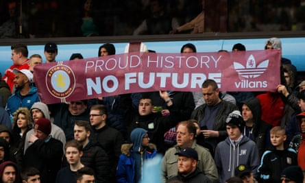 The mood around Villa Park may darken further with staff cuts mooted for the club's impending relegation.