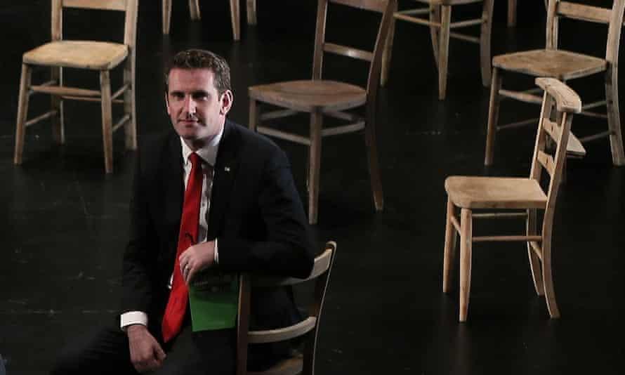 Irish government minister Aodhán Ó Ríordáin