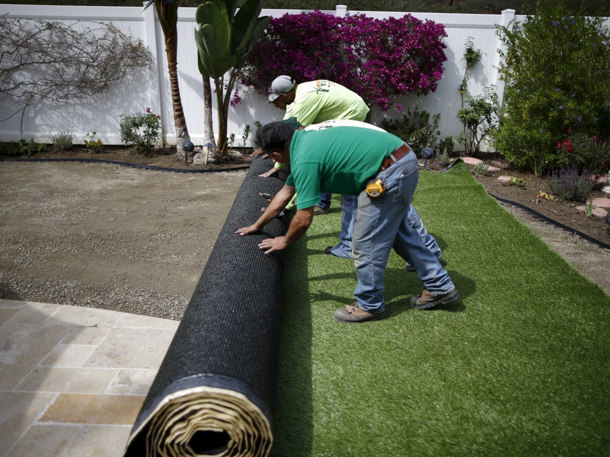 Turf It Out Is It Time To Say Goodbye To Artificial Grass Cities The Guardian
