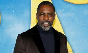 Idris Elba in December 2019.
