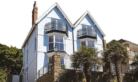 Edwardian six-bed in South Wales.