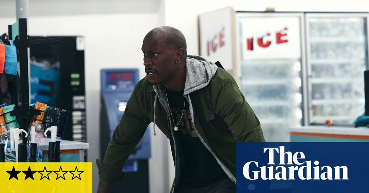 Rogue Hostage review – action thriller as cheesy as a supermarket dairy aisle