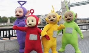 Seen it all before? A new Teletubbies film is out but it uses old material.