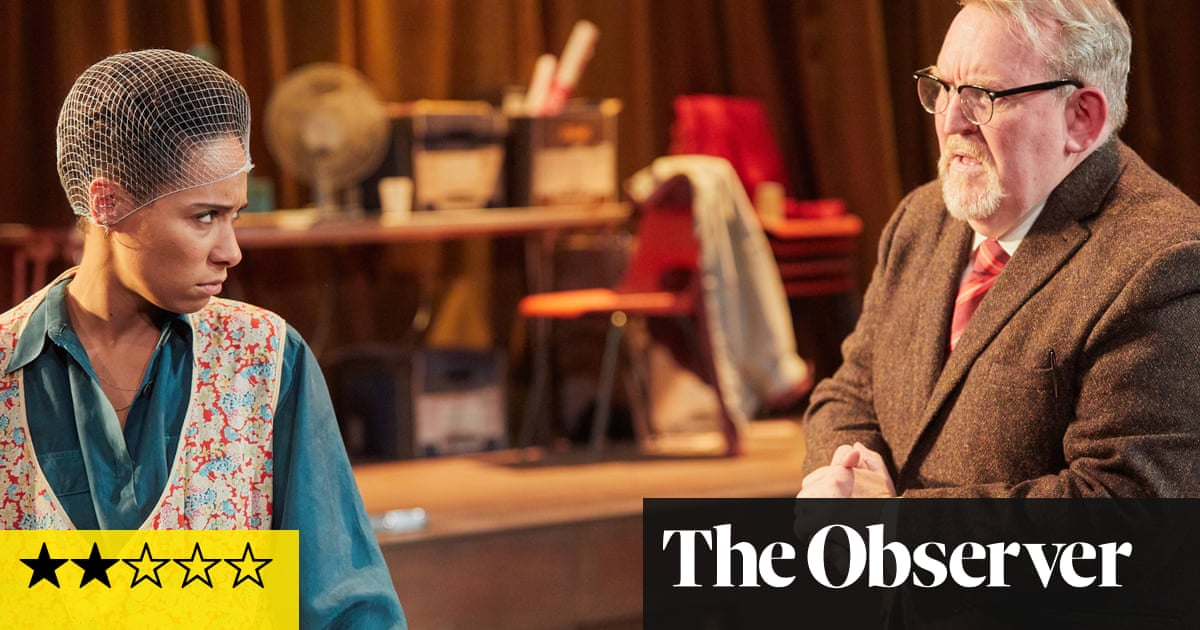 Steel review – sisters beaten by the system | Stage | The Guardian