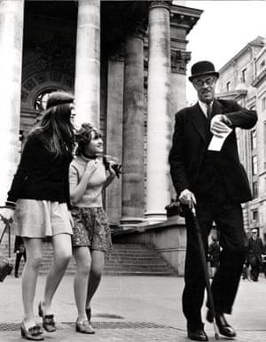 Time, Gentleman, please!, City of London, 1960s