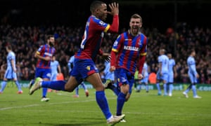 Jason Puncheon, seen here with James McArthur in 2015, is now playing for Pafos in Cyprus.