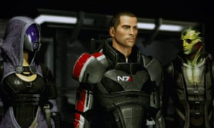 Mass Effect was apparently planned as a trilogy, but the ending still managed to disappoint a lot of fans