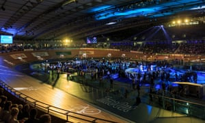 London Six Day event in 2015