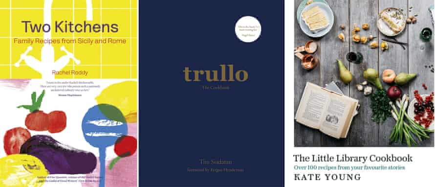Two Kitchens, Trullo, The Little Library Cookbook