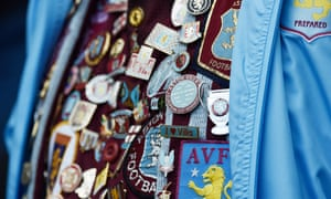 An Aston Villa fan with a flair for history.