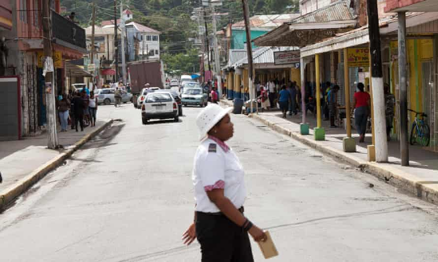 Unofficial Jamaican policies preventing women wearing sleeveless shirts in government buildings, hospital, libraries and clinics are under review.