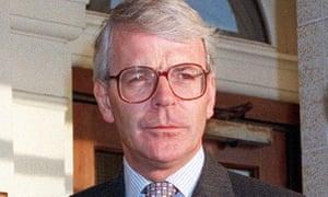 john Major in 1995