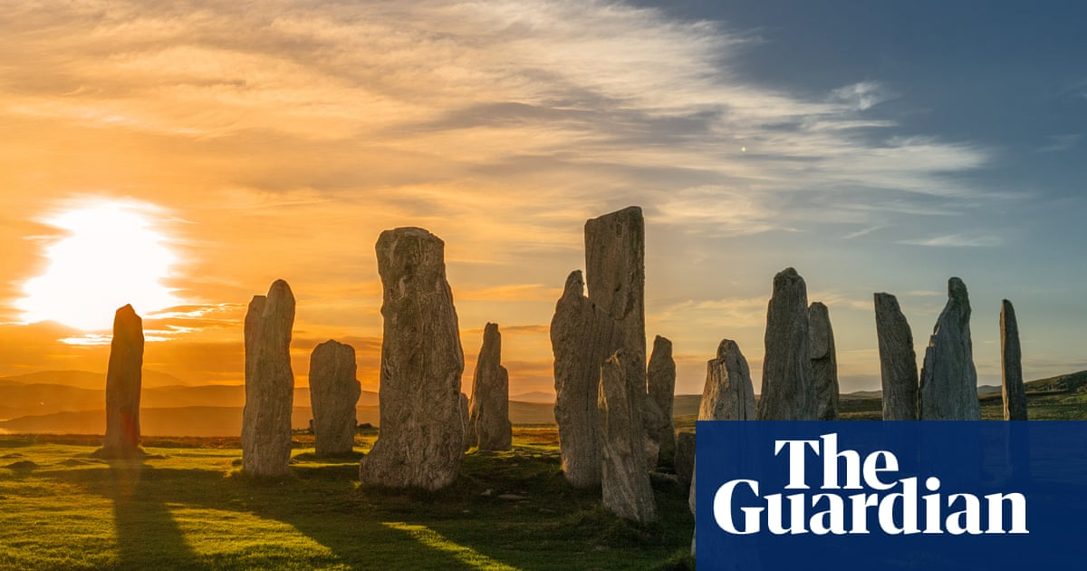 Magic and mystery on the Isle of Lewis, Scotland | Travel | The Guardian