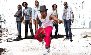 Energetic songs about traditional life, history and culture in the Victoria Falls region of Zimbabwe … Mokoomba.