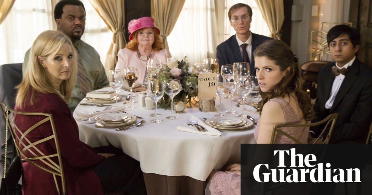 Table 19 review divorce yourself from this unfunny wedding comedy go with your gut reaction find an excuse to be busy when this invitation solutioingenieria Image collections