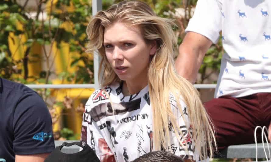 Katie Boulter watches Katie Swan lose in qualifying at Roland Garros