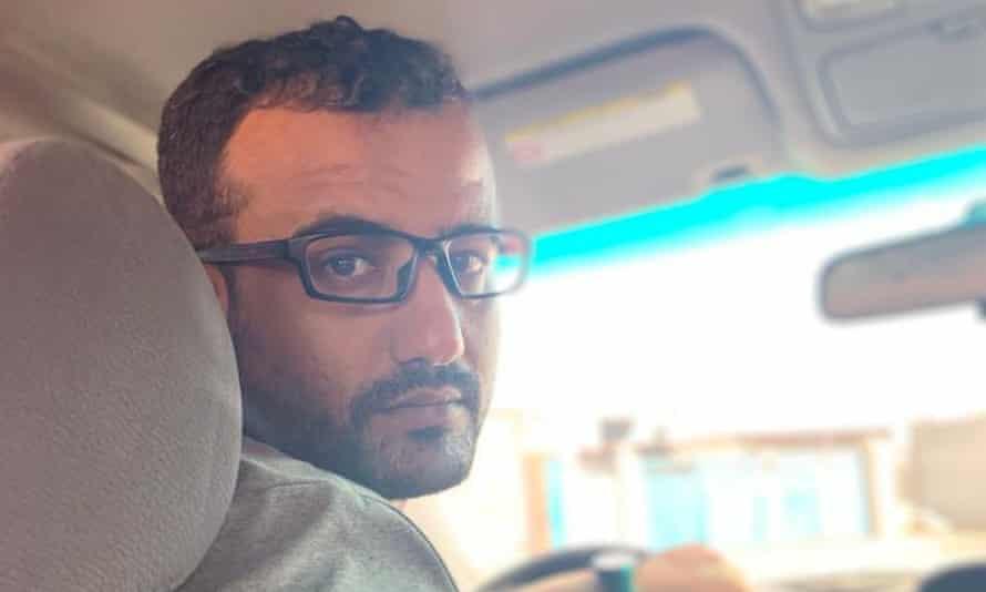 Yemeni journalist Adel Al-Hasani.