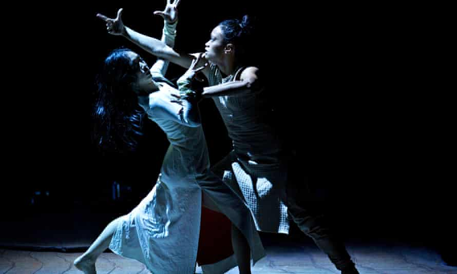 Until the Lions, performed by the Akram Khan Company