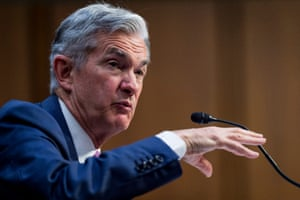 Powell delivers the Semiannual Monetary Policy Report to Congress