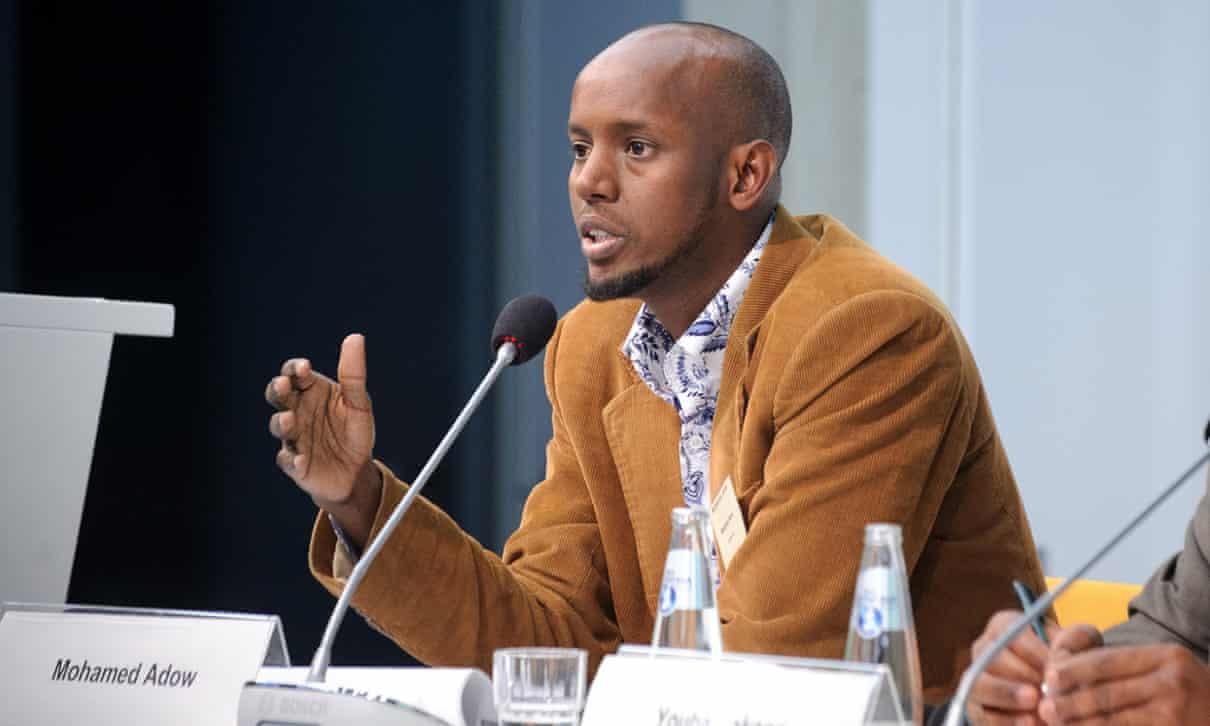 Mohamed Adow.