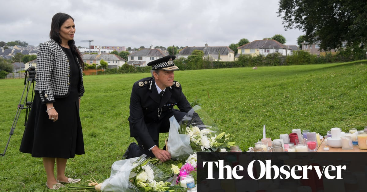 ''Shooting has broken our hearts,' says shattered Plymouth as city mourns its children's innocence