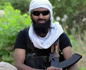 A video of Ruhul Amin, a British citizen who fought for Isis until he was killed. The media unit is largely staffed by foreign recruits.