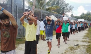 'Many of the refugees I met on Manus have plunged into the heart sickness of heart that is deep depression'